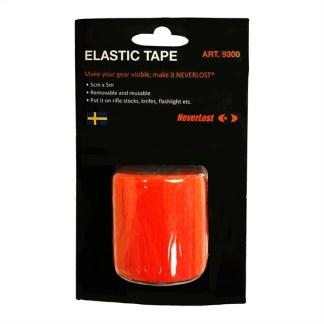 Neverlost Orange Self Cling Tape