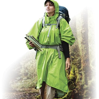 Sea to Summit Poncho med tarp