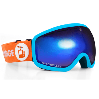 House of Hygge ChampagneGoggles Blue // Orange