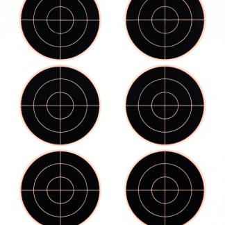 VISI-SHOT 6-3'' SKIVE. 6 BLINK.10 PK.