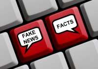 Fake news and real facts