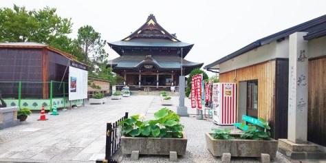 善光寺東海別院(愛知県稲沢市)
