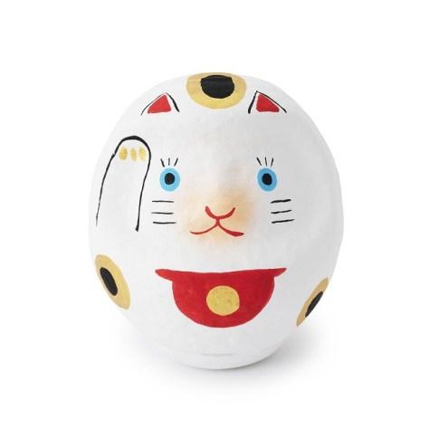 招き猫だるま 中川政七商店 公式サイトから引用