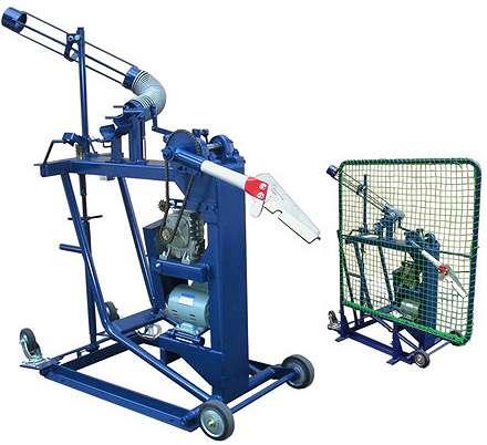ピッチング・マシン ピッチングマシン・テニスマシンの製造販売 株式会社キンキクレスコ公式サイトから引用