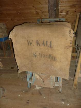 Den Kalls gehört die Mühle noch immer, und sie halten sie super in Schuß!