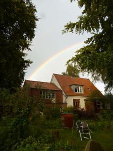 ...somewhere under the rainbow