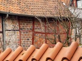 """Reste aus Abbruchhäusern? Auf alle Fälle zT riesige Ziegel, """"Klosterformat"""" ist nix dagegen!!"""