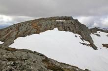 Fossedalshengenipa summit ahead