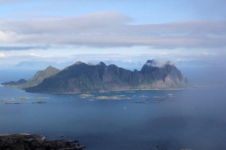 Litlmolla island