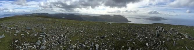 Summit view (2/2)