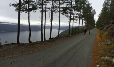 Nice biking route!