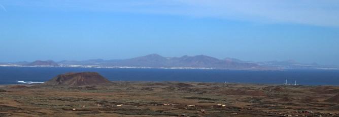 Lanzarote peaks