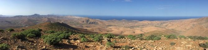 Fenduca summit view (2/2)
