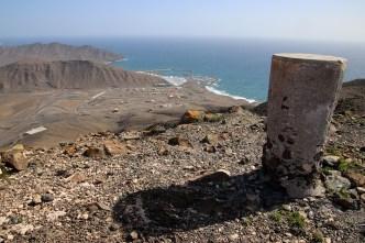 On La Lapa (the south point)
