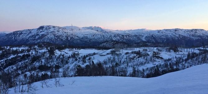 Skardsbøfjellet power plant