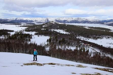 Ascending Flakkshøa