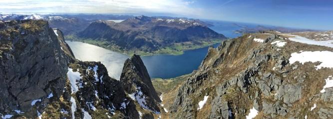 Above Høystakken