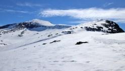 Petter, descending Torvløysa