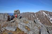 On top of Storhornet