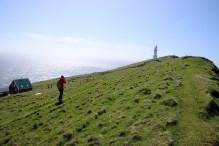 Towards the lighthouse