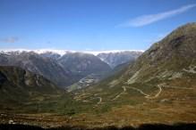 Vanndalen road