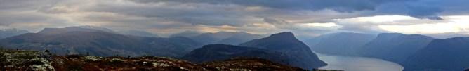 Nonshaug panorama (2/2)