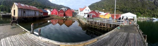 Morning in Solvorn