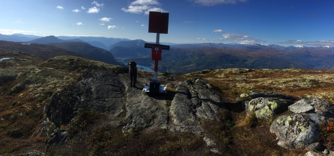 On top of Solvornnipa