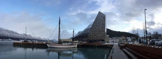 Norsk Tindesenter, Åndalsnes