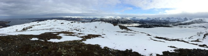 Lyngstadfjellet view (2/3)
