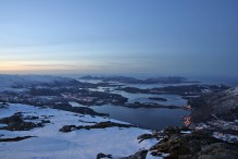 The Ytre Sunnmøre islands