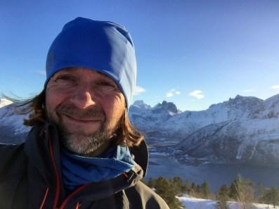 On top of Nyfjellrørin