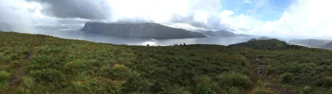 Sørbøheia panorama (1/2)