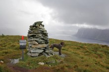 On top of Sørbøheia
