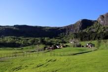 Back to Høydal
