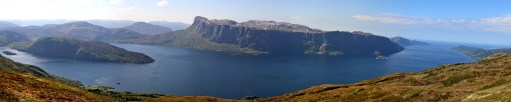 Torgersletta view (1/2) - Lifjell