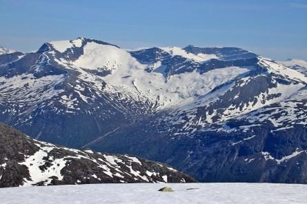 Storskredfjellet in Stryn