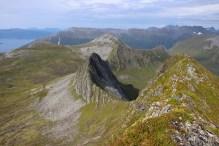 The north top - Messingeheida