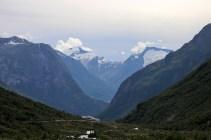 Stryneskåla and Storskredfjellet