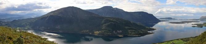 Grøtshornet and Storfjellet