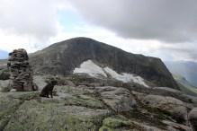 On top of Botneskrednibba