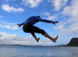 Flying high (I)