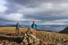 On top of Grøtet