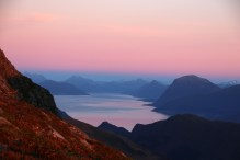Storfjorden view