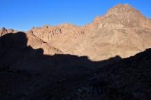 Below Mt. Sinai