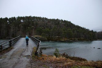 Crossing the strait