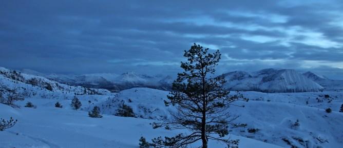 Sykkylven and Ørsta peaks