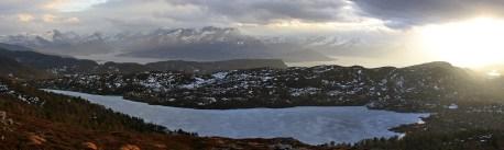 Lake Langevatnet