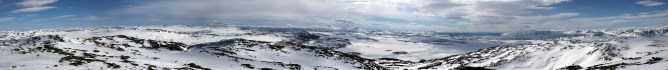 Summit panorama (1/2)