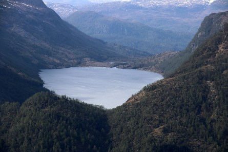 Lake Trodalsvatnet